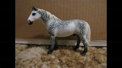Schleich Dapple Grey Custom for Sale! (on the Hanoverian ...