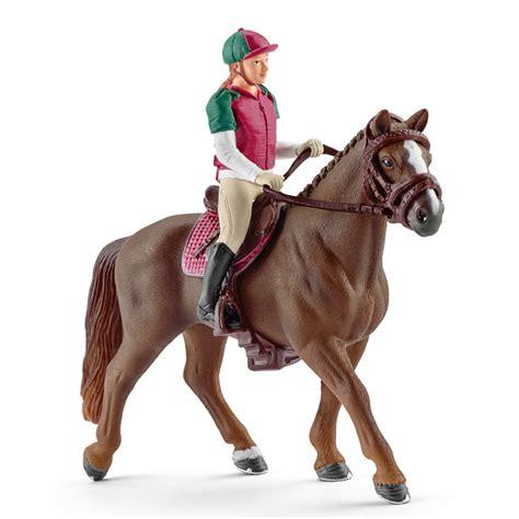 Schleich Eventing Horse & Rider from Schleich | WWSM