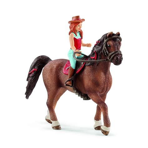 Schleich Horse Club Hannah und Cayenne 42411