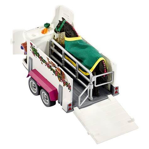 Schleich Horse Club Pick up with Horse Trailer : Target