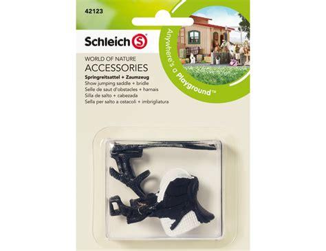 Schleich Horse Club Springreitsattel + Zaumzeug | Stall ...