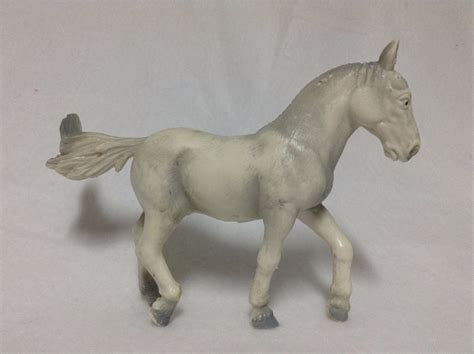 schleich horse RETIRED 13220 LIPIZZANER STALLION rare 1992 ...