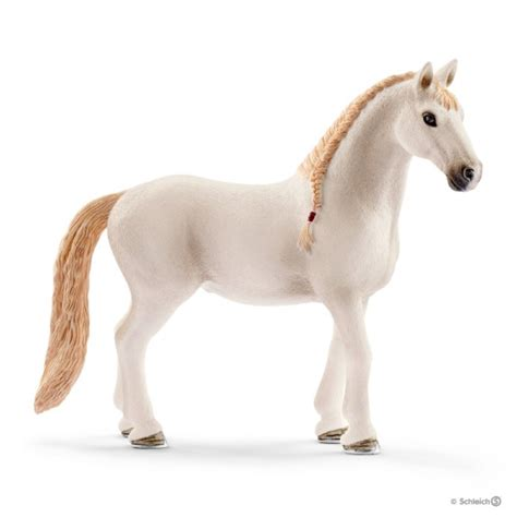 Schleich Horse Stall With Lusitano Mare Horse Club figure ...