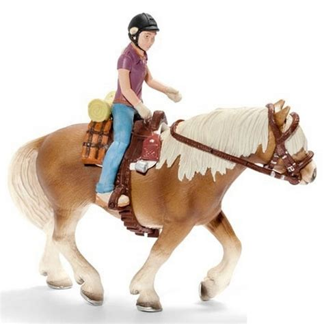 Schleich Horses Pony Riding Set, Camping 42093   Farm Toys ...