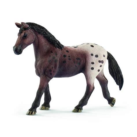 Schleich Horses: Schleich Appaloosa Mare 13861