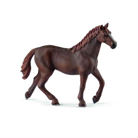 Schleich Horses: Schleich English Thoroughbred Mare 13855