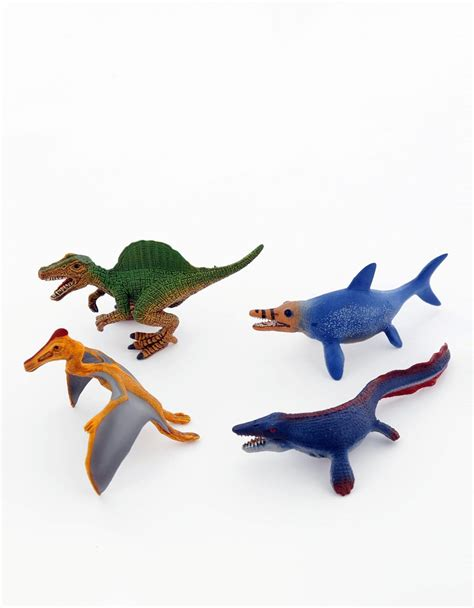 Schleich Mini Dinosaur With Water Hole Puzzle | Figures ...