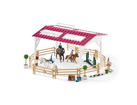 Schleich Riding School with Horse and Riders   42389   £49.99