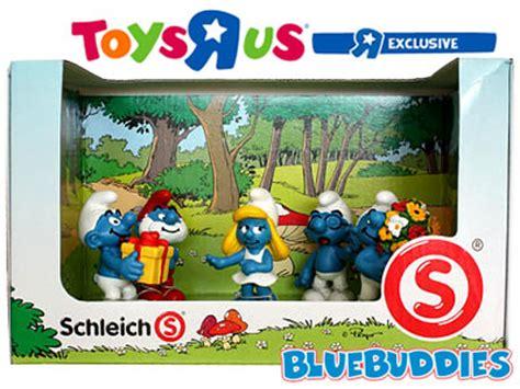Schleich Smurf Boxes 41246 41247 41248 - Smurfs Gallery