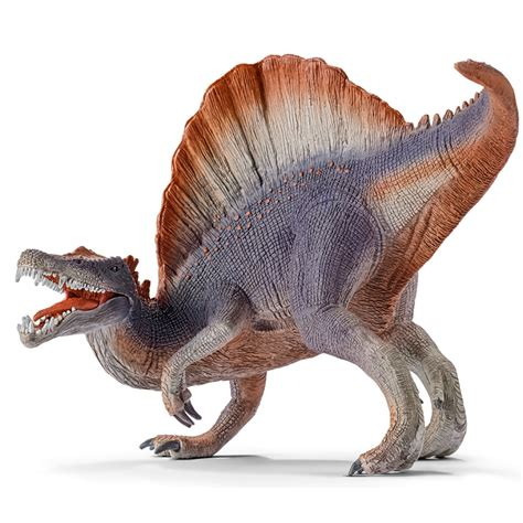 Schleich Spinosaurus Violet Dinosour Figure NEW | eBay