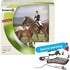 Schleich Toys  R  Us Exclusive Show Jumping Set by ...