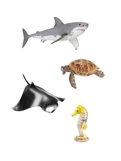 SCHLEICH WORLD OF NATURE ARCTIC & ANTARCTIC ANIMAL TOYS ...