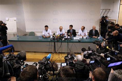Schumacher continúa en estado crítico | Colima Noticias