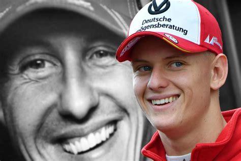 Schumacher correrá en 2019 en F2 y se acerca cada vez más ...