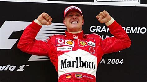 Schumacher cumple hoy 49 años y sigue conectado a una máquina