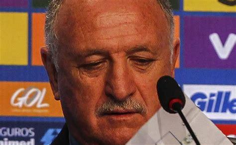Scolari excluye a Robinho, Kaká y Ronaldinho de la ...