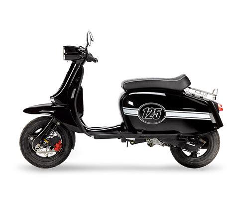 Scomadi Motos | Turismo Leggera TL 125