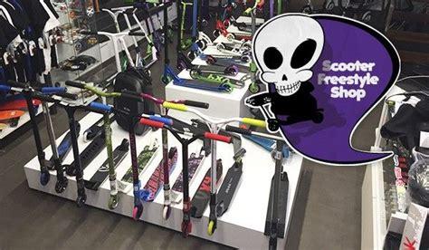 Scooter Freestyle Shop abre una nueva tienda en Zaragoza