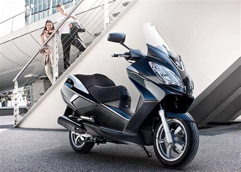 Scooter Satelis - 125cc - Peugeot Scooters