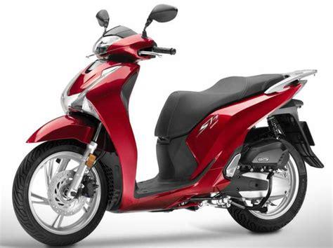 Scooters de rueda alta de 125cc - Comparativa 10 modelos ...