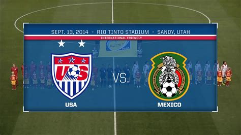 score for mexico soccer game today | PT. Sadya Balawan