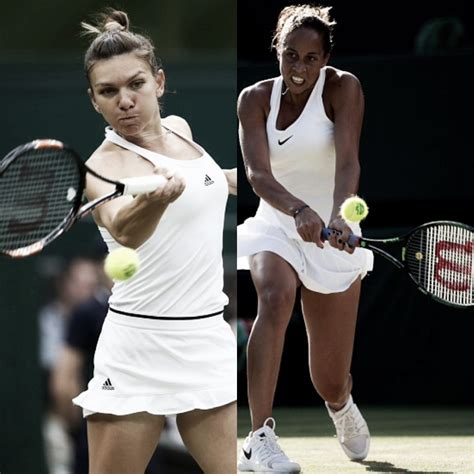 Score Simona Halep vs Madison Keys of the 2016 Wimbledon ...
