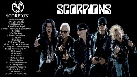 Scorpion Best Songs - Scorpion Greatest Hits [Full Album ...