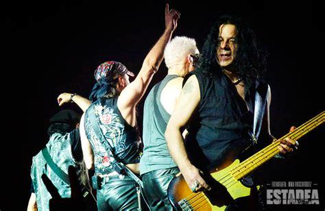 Scorpions con Steel Panther en el Palacio Vistalegre de ...