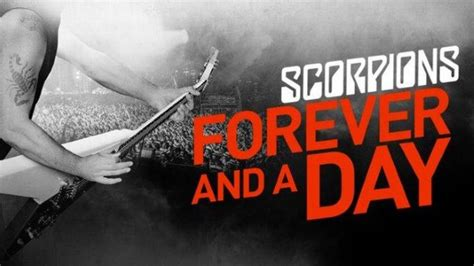 SCORPIONS Documentary Forever And A Day Hits Theatres Next ...