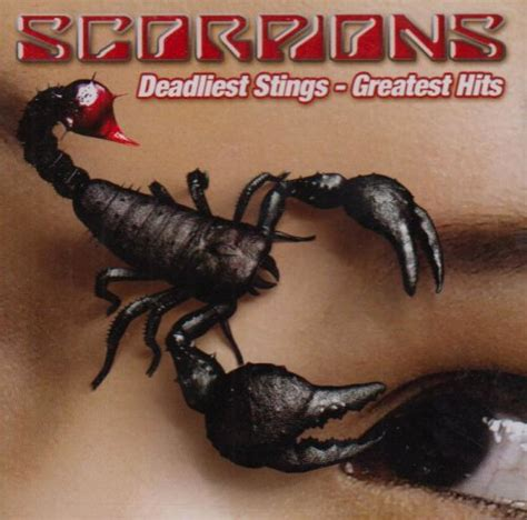 Scorpions Download   Deadliest Stings: Greatest Hits Disc ...