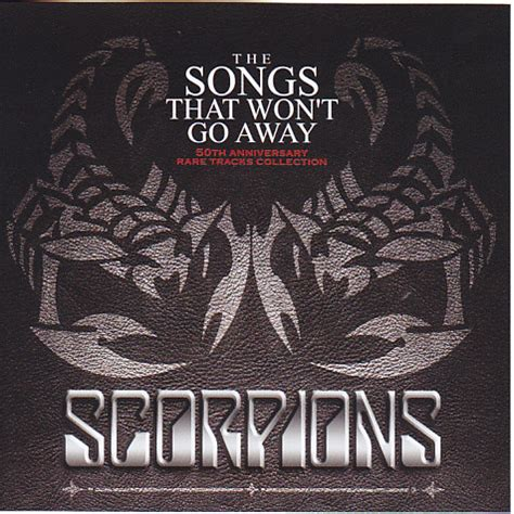 Scorpions / The Songs That Wont Go Away 50th Anniversary ...