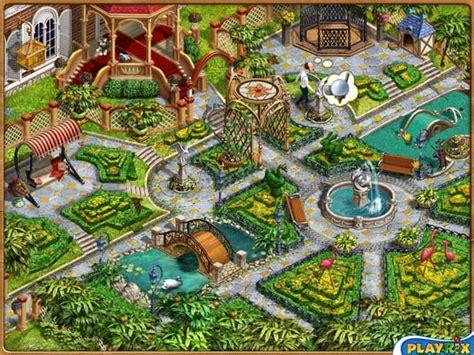 Screenshot Gardenscapes