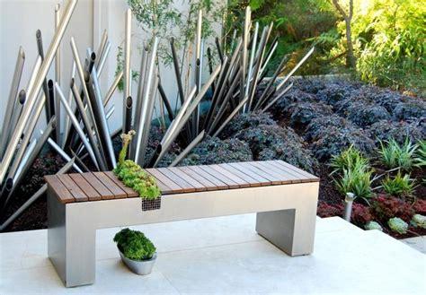 Sculpture contemporaine et autres idées de déco du jardin