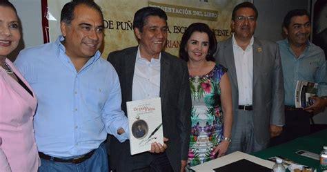 """SD: PRESENTAN LIBRO """"DE PUÑO Y LETRA"""", BIOGRAFÍA DE ..."""