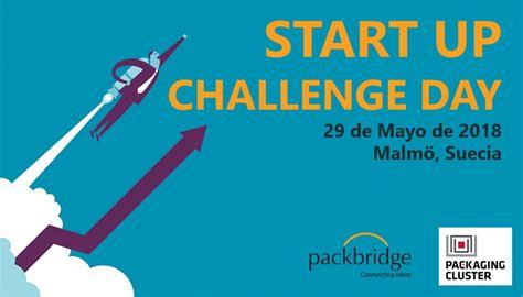 Se celebra el Packbridge Start Up Challenge Day   Envase y ...