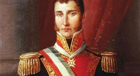 Se cumplen 232 años del nacimiento de Agustín de Iturbide ...