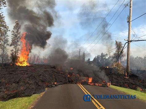 Se declara el estado de emergencia en Hawaii debido a la ...