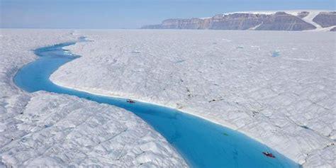Se desprende de Groenlandia el iceberg más grande desde ...