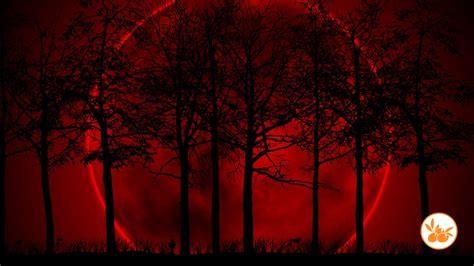 Se espera Nueva Luna de Sangre ¿Es considerada señal del ...
