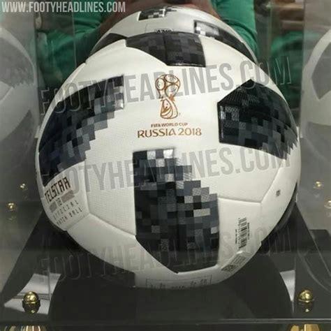Se filtra el nuevo balón que se usará en el Mundial de Rusia