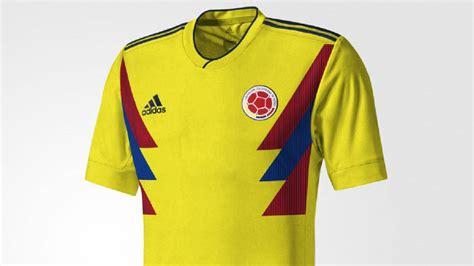 Se filtra la posible camiseta de Colombia para 2018 - AS ...