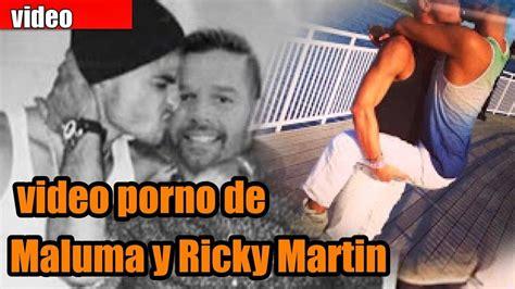 Se Filtra Video De Maluma y Ricky Martin   YouTube