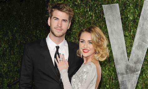 ¿Se han casado Miley Cyrus y Liam Hemsworth?