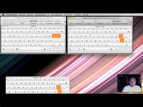 ¿se puede configurar un teclado mac en español a ingles ...