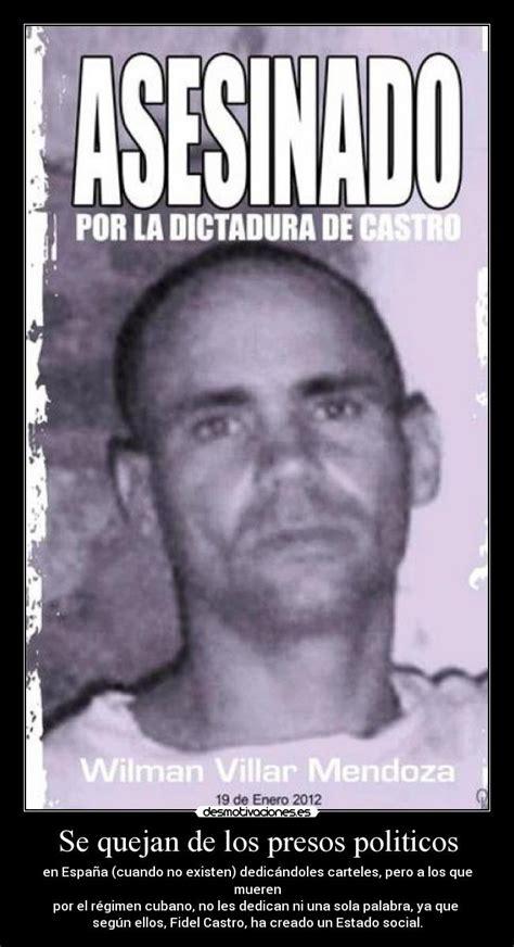 Se quejan de los presos politicos | Desmotivaciones