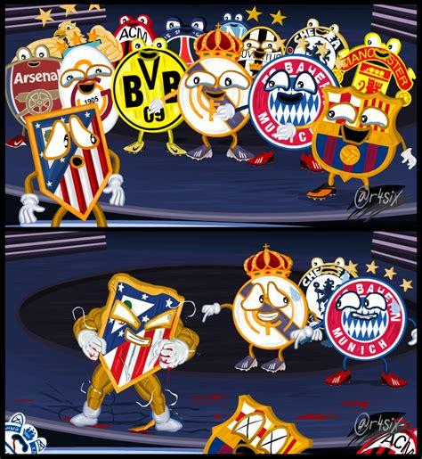 Se repetirá la final de la copa de europa del 74
