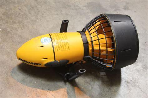 Sea Doo 65ft 20m Underwater Sea Scooter | Property Room