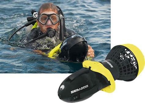Sea Doo Explorer X Sea Scooter Review - Underwater Sea ...