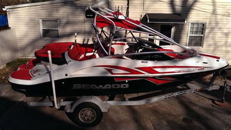 Sea Doo Speedster Wake 2007 for sale for $14,999 - Boats ...