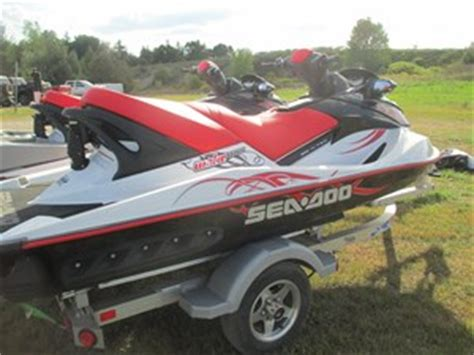 Sea-Doo WAKE 155 2008 Used Boat for Sale in Ayr, Ontario ...